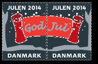 Julemærker 2014